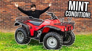 Buying The CLEANEST Honda 300 FOURTRAX!