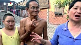 Hoàn cảnh khó khăn hộ thứ 13: ở xóm Việt Kiêu Campuchia(14-04-2018)