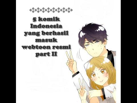 5 komik Indonesia yang berhasil masuk webtoon resmi part 2