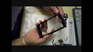 Sony Ericsson Experia x10 disassembly
