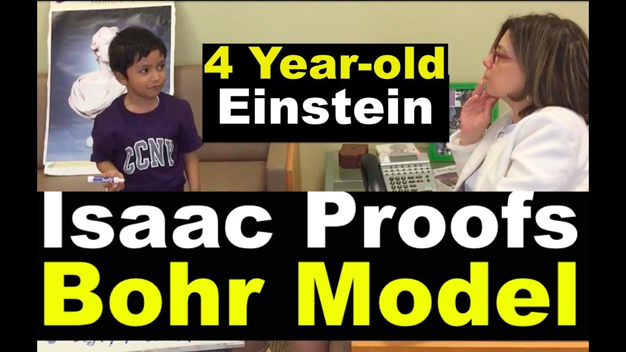 Isaac & President || Bohr Model
