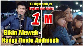 Jadi Mewek Gini !!! Hanya Rindu Andmesh Live Akustik Tri Suaka
