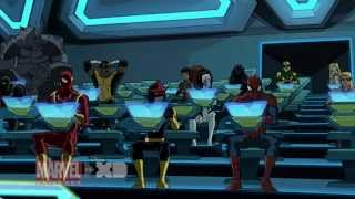 """Marvel's Ultimate Spider-Man: Web-Warriors"" Season 3, Ep. 18 - Clip 1"