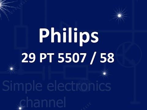 видео: Ремонт телевизора philips 29РТ5507