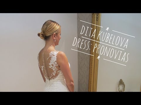 Pronovias Dress Altered By La Couturier Alterations For Bride Dita