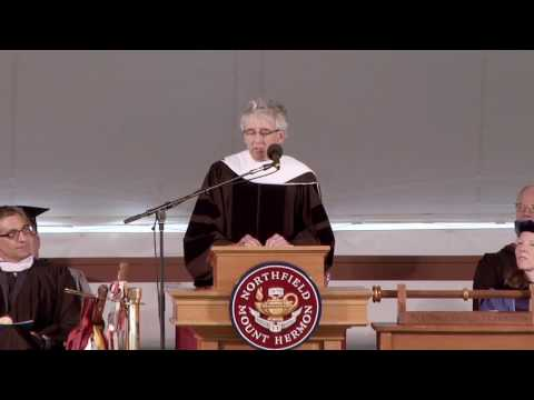 2017 NMH Commencement address by Frank Shorter