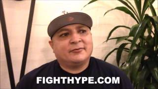 HENRY RAMIREZ REACTS TO DANNY GARCIA