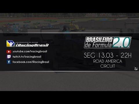 4ª Etapa - Brasileiro de Formula - Road America