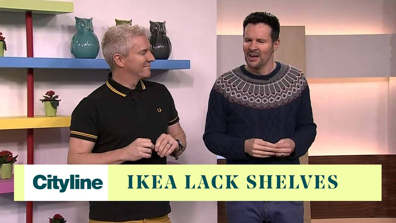 Ikea Lack Shelf Hack Mind Blowing Ways To Use Ikeas Lack Shelves Youtube