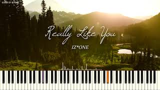 Iz One Piano