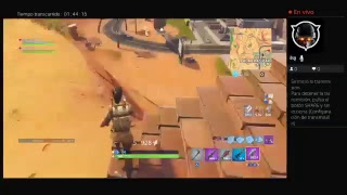 Fortnite Probando Patio de Juegos kopl47 , crexo