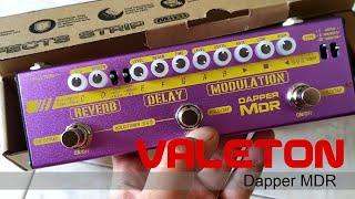 Gitardiningrat #38 - Valeton Dapper MDR