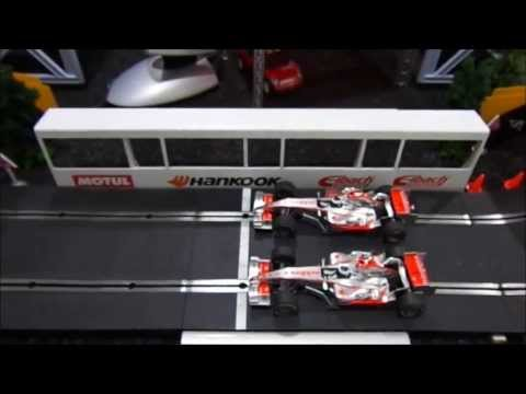 Malaysia Slot Cars : Racing Scalextric F1 Digital Cars