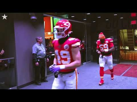 Chiefs Players Leave Field Pumped Up After Home Win Over Broncos