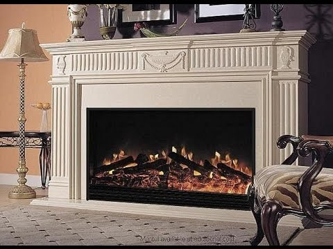 I created this video with the YouTube Slideshow Creator and content image about : Electric Fireplace With Mantel