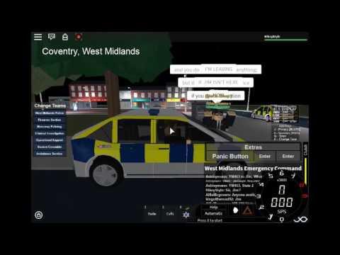 West Midlands Patrol!