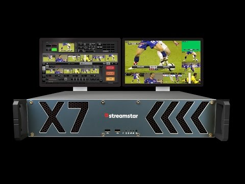streamstar x7 the best live sports streaming system in action youtube. Black Bedroom Furniture Sets. Home Design Ideas
