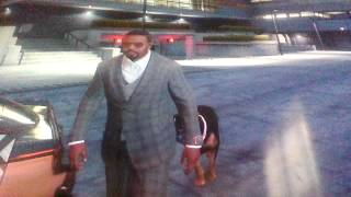 Gta5 Xbox 360 - How To Train Chop + Gameplay!!!