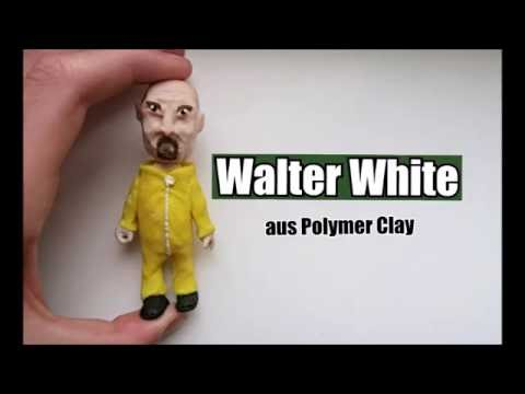 Walter White (Breaking Bad) - Polymer Clay Tutorial