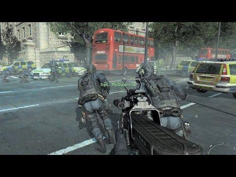 SAS Commando  London  Mind the Gap  Call of Duty: Modern Warfare 3