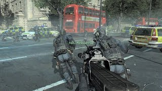 SAS Commando - London - Mind the Gap - Call of Duty: Modern Warfare 3
