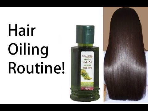 Hair Oiling Routine Traditional Indian Way For Hair Growth