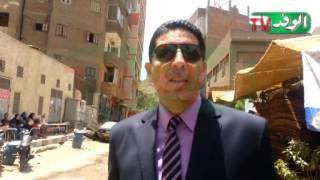 رئيس حي جنوب الجيزة: حملات دورية لرصد العقارات المخالفه