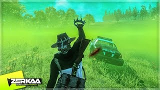 THE GAS RUNNER! (H1Z1 King of the Kill)