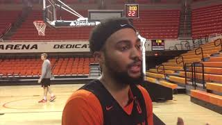 OSU Basketball: Fourth practice before euro tour
