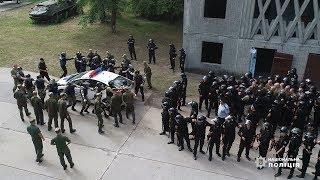 Запорізька поліція провела планові навчально-тренувальні заходи