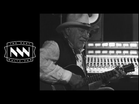 Jerry Jeff Walker Discusses Writing Mr. Bojangles & More with Bruce Robison on The Next Waltz