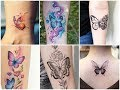 50 Unique Butterfly Tattoo Designs Ideas