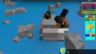 Roblox bauen ein Boot senza il mio amico