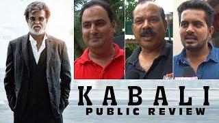 Kabali PUBLIC REVIEW
