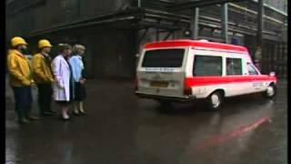 Oude Sirene Ambulance