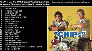 Download CHiPs Season Two Soundtrack - Official Remastered Version