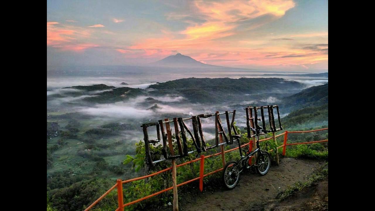 Wisata Gunung di Jogja | Tempat Hiking di Jogja yang Menawan