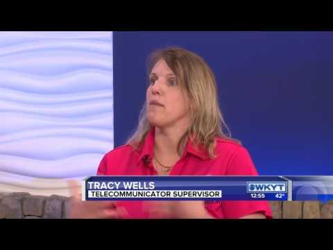 Tracy Wells & Jessica Bowman, Teaching children when to call 911
