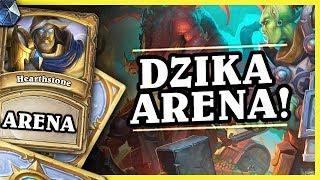 DZIKA ARENA! - PALADIN - Hearthstone Arena