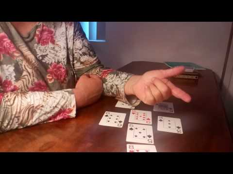 Fortune Telling with regular playing cards - slowing the lesson down