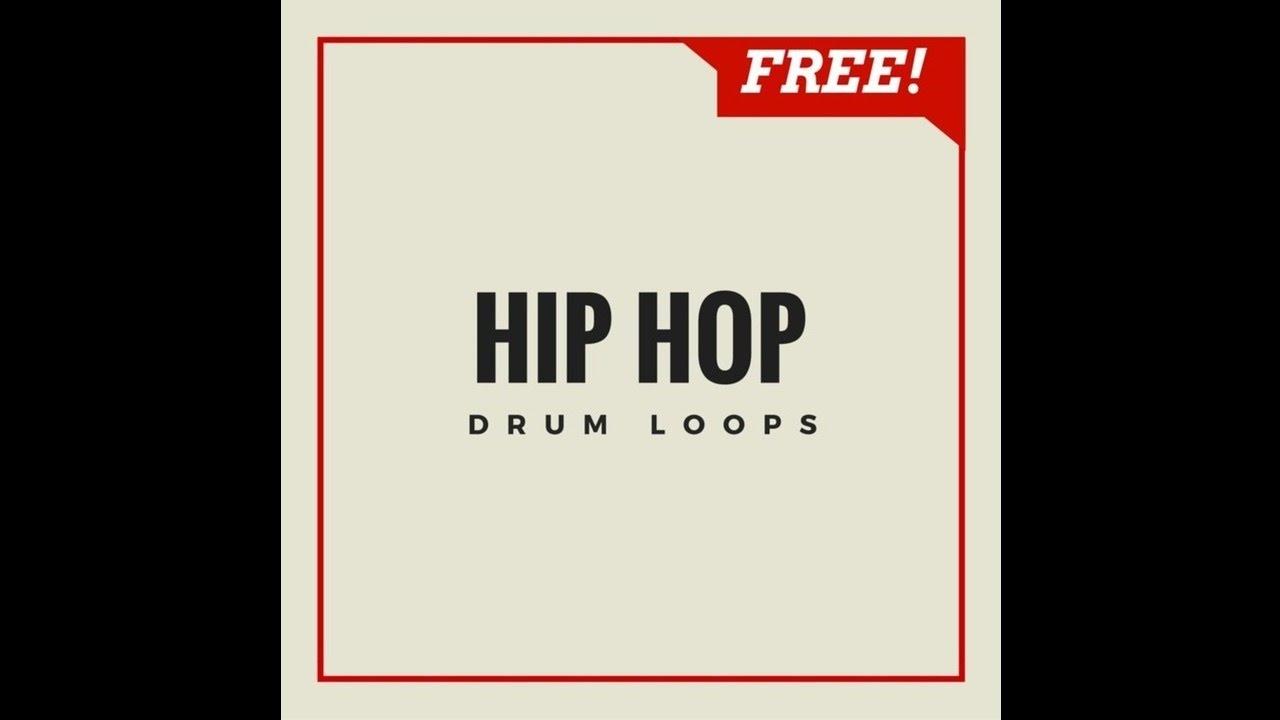 ► 18 FREE HIP HOP DRUM LOOPS!!!