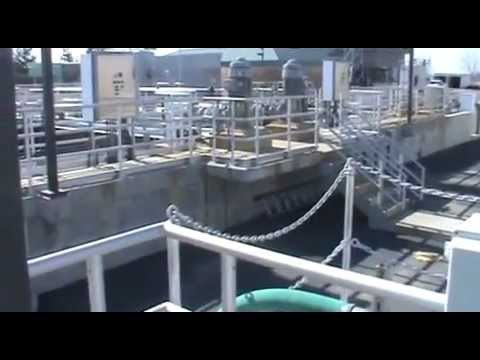 Water Treatment Plant Tour - Submersible Membrane Filtration