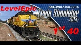 1st 40 - Train Simulator 2013