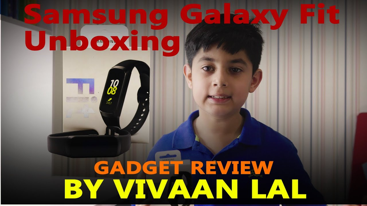 Download Unboxing And First Impressions Of Samsung Galaxy Fit