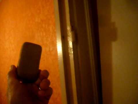 fix a squeaky door using soap as door hinge lubricant youtube. Black Bedroom Furniture Sets. Home Design Ideas