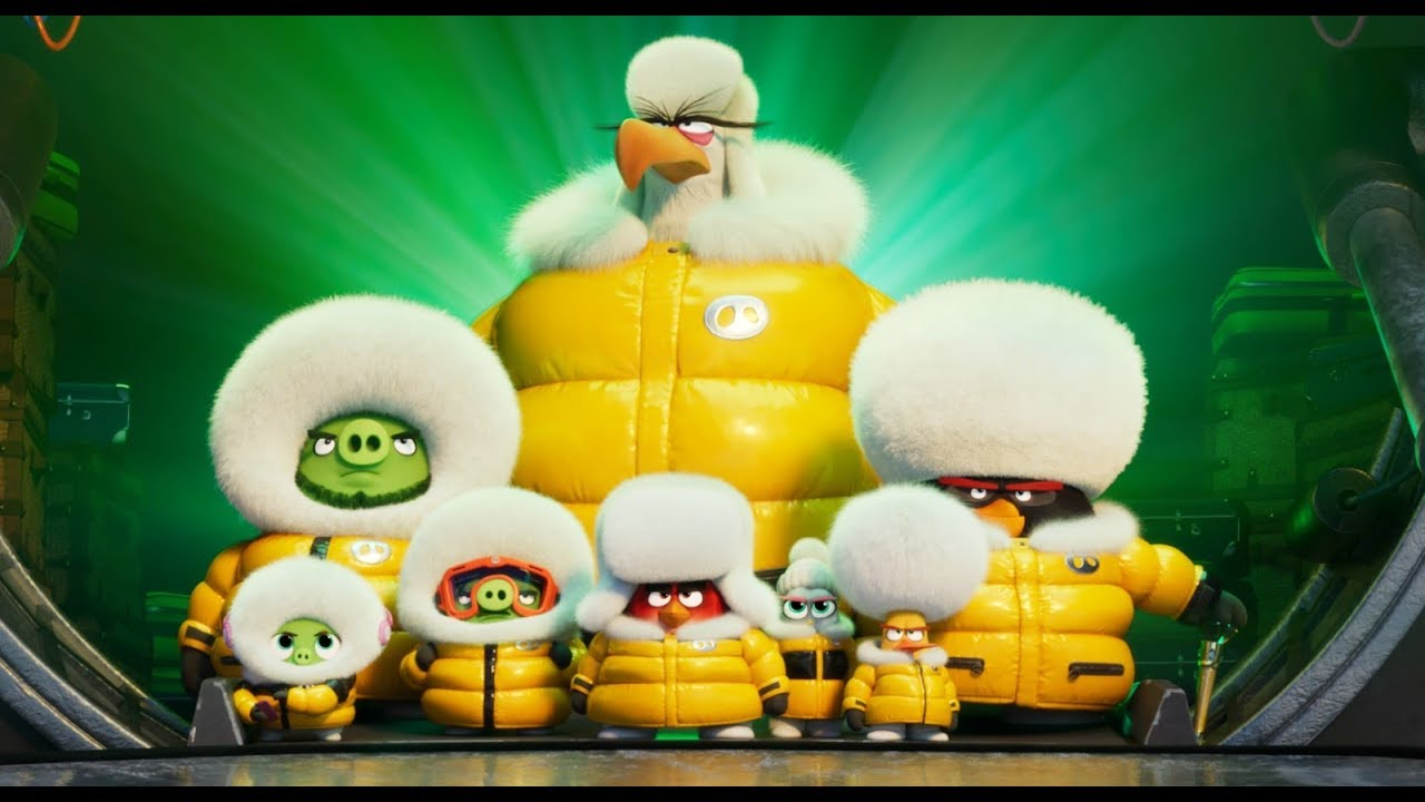 Angry Birds 2 La Pelicula Trailer Final Espanol Hd Youtube