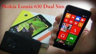 Nokia Lumia 630 Dual Sim. Один из последних марки Nokia? / Арстайл /