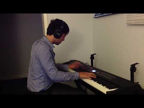 La La La Naughty Boy - Piano Cover by Toby...