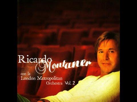 Ricardo Montaner - La Clave del Amor con la London Metropolitan Orchestra