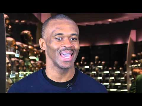 Marvin Harrison on Peyton Manning